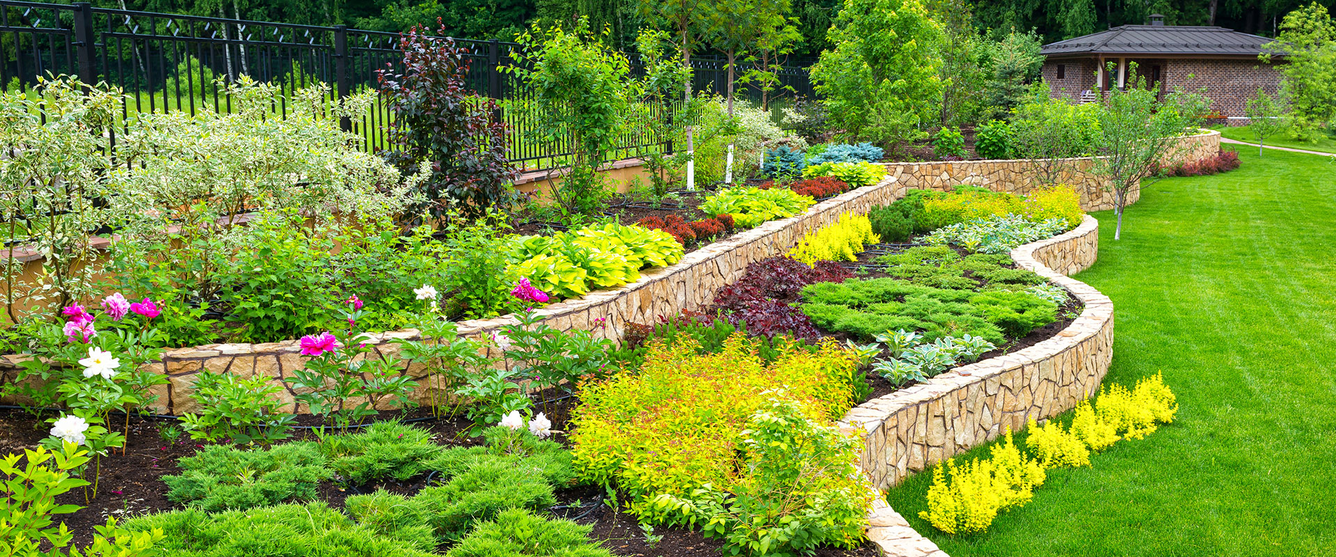 Could You Benefit From Landscape Steps? Alpharetta, GA